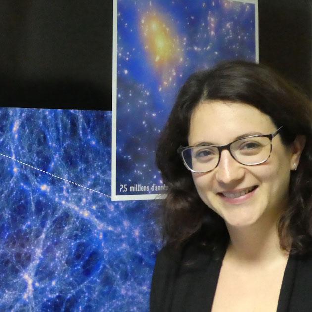 Chercheuse CNRS astrophysique