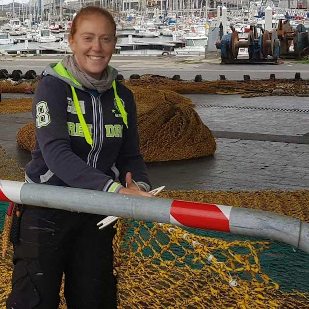 Gestion des bateaux de pêche en opération